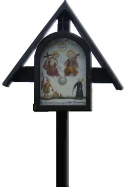 Franzosenkreuz in Gaiszßed