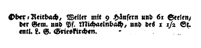 Ober-Reitbach