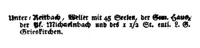 Unter-Reitbach