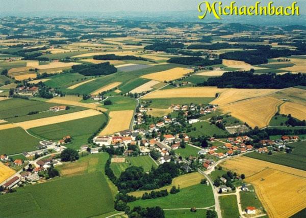 Flugaufnahme Michaelnbach
